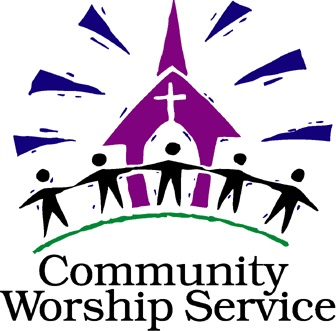 Image result for community worship service clipart